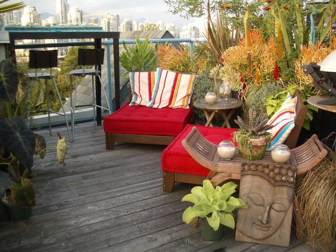 Modern Landscape by Glenna Partridge Garden Design