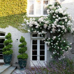 Ispirazione per un giardino tradizionale