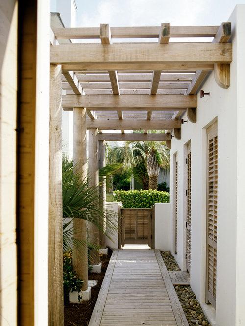 Giardino formale tropicale foto idee per arredare e for Disegni cortile anteriore per semplice casa ranch