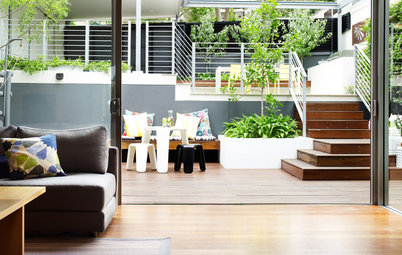 2 Outdoor Areas Short on Space... and How They Did It