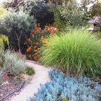 Small Outdoor Fountain Mediterranean Landscape San