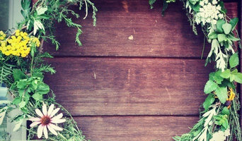 Rustic Gardening at mountain homestead