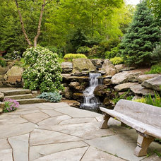 Traditional Landscape by Cording Landscape Design
