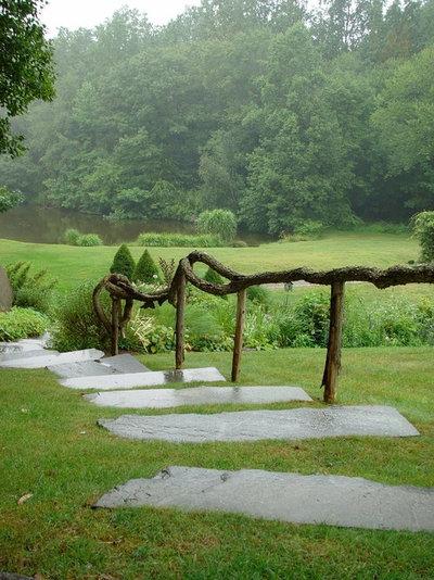 Rustic Landscape by Svendsen & Keller