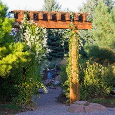 Rustic Landscape by Alpine Gardens