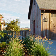 Rustic Landscape by Addison Landscape & Maintenance, Inc.