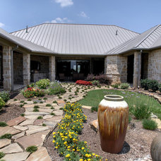 Traditional Landscape by Stillwater Builders