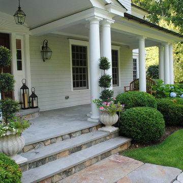 Sage and Tony's Garden Design