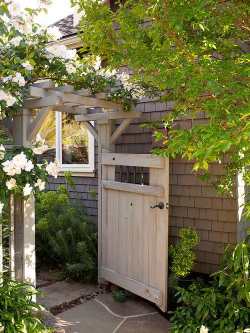 Side Yard Gate & Side Yard Gate   Houzz Pezcame.Com