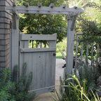 Side Yard Gate Traditional Landscape Chicago By