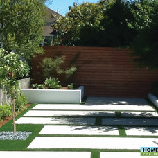Contemporary Landscape by Home & Garden Construction Group