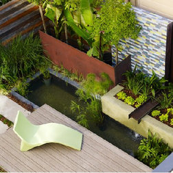 Latest from houzz tips from the experts for Garden pond design books