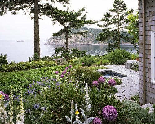 Jardin bord de mer l 39 t photos et id es d co de jardins for Decoration jardin bord de mer