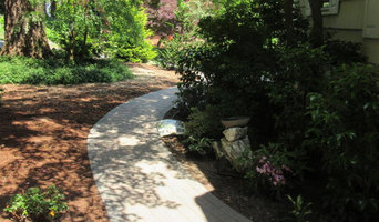 Sandpoint walkways and patios