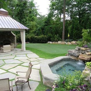 Sandy Springs back yard retreat