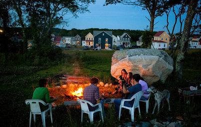 Houzz Eco: Insieme è Meglio! L'Avventura Collettiva del Cohousing