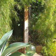 Contemporary Landscape Santa Barbara modern