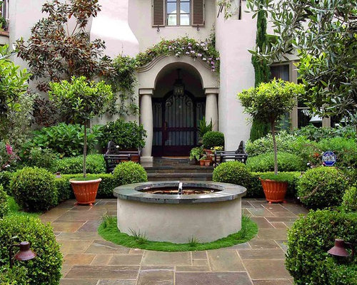 courtyard landscape photos - Courtyard Design Ideas