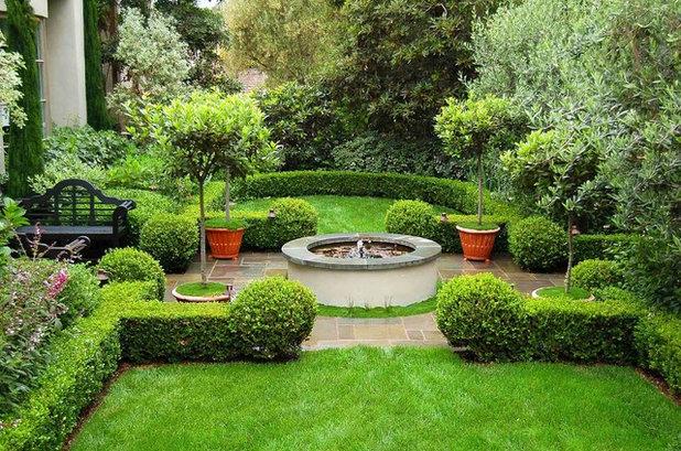 Mediterran Garten By Jack Haley Exterior