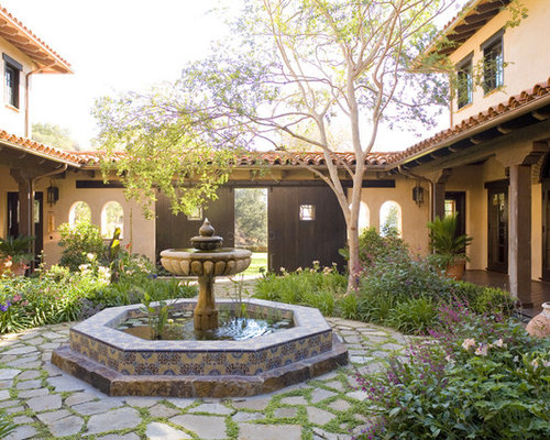 Courtyard homes home design ideas pictures remodel and decor for Courtyard renovation ideas