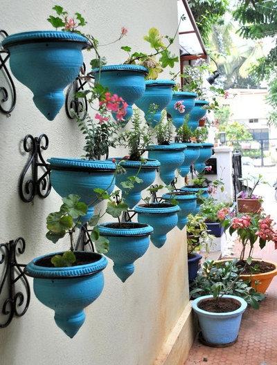 Mediterranean Garden by MySunnyBalcony