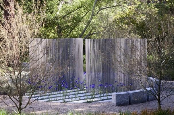 Contemporary Landscape by WA design