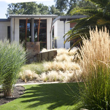 Contemporary Landscape by WA design