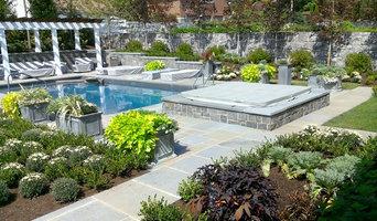 Saratoga Springs NY, Residence Full Landscape
