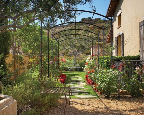 Wrought Iron Trellis Houzz