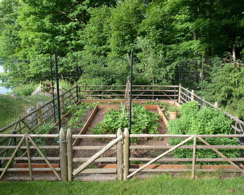Deer Fence Ideas Pictures Remodel and Decor