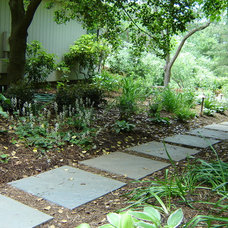 Contemporary Landscape by Slater Associates Landscape Architects