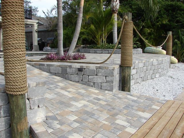 Tropical Landscape by Design Elite Tampa Bay
