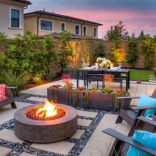 Seating with Fire Pit