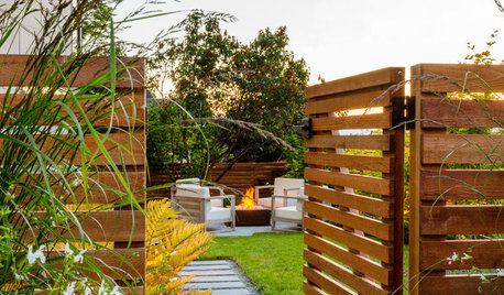 10 Fresh Ideas for Good-Looking Wood Fences
