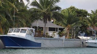 Seawall - Bahamas