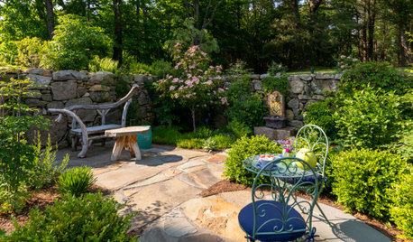 Yard of the Week: Whimsical Walled Garden for Play and Discovery