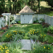 For Serious Gardners: Potting Sheds