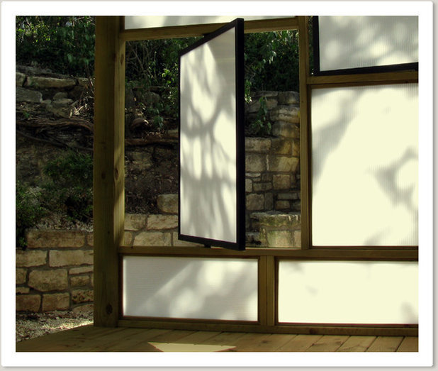 Modern Garden by breaux design group