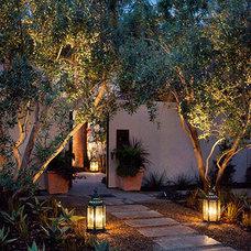 Mediterranean Landscape by Zeterre Landscape Architecture