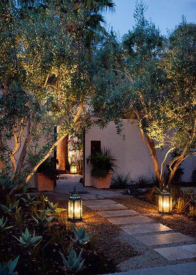 Mediterranean Garden by Zeterre Landscape Architecture