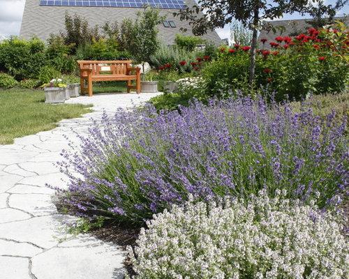 Giardino mediterraneo ottawa foto idee per arredare e for Giardino mediterraneo