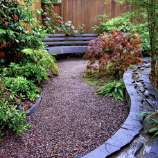 Asian Landscape by Sculpt Gardens Inc.