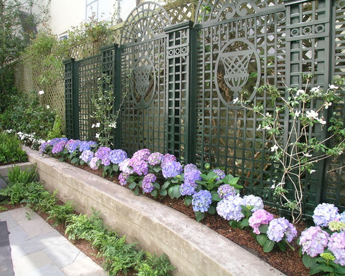 Landscaping Ideas To Hide Ugly Fence : Best how to hide an ugly wall garden design ideas remodel pictures