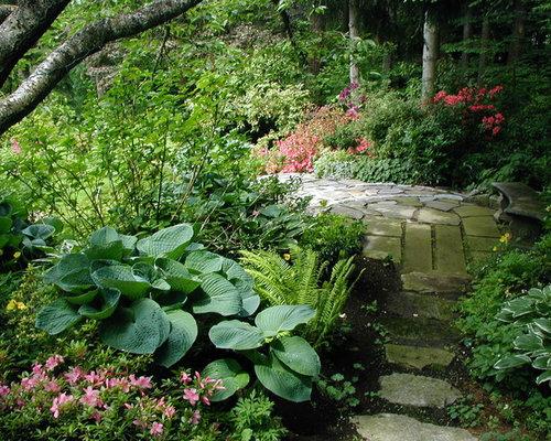 Shade Garden Ideas cold climate shade garden plan Saveemail