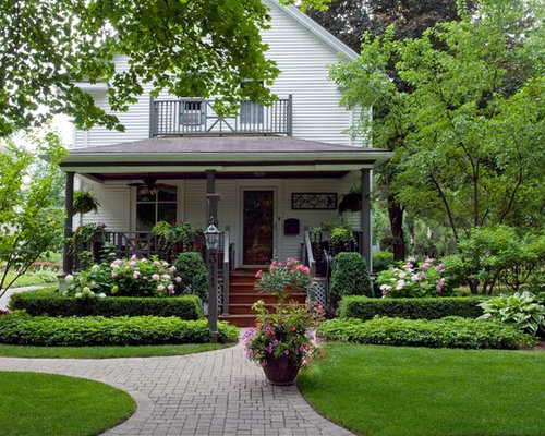 saveemail - Landscaping Design Ideas For Front Of House