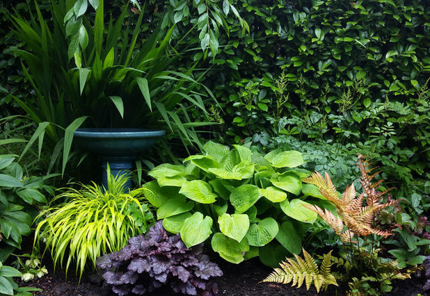 Классический Сад by Olander Garden Design