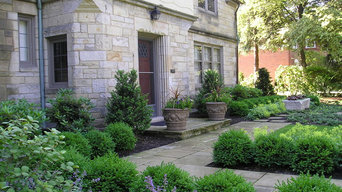 Shaker Hts. Traditional Entry Renovation