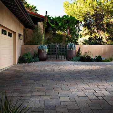 Shaw Coates NEW Paver Driveway and Pool Deck