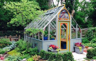 8 fantastiska växthus att drömma om