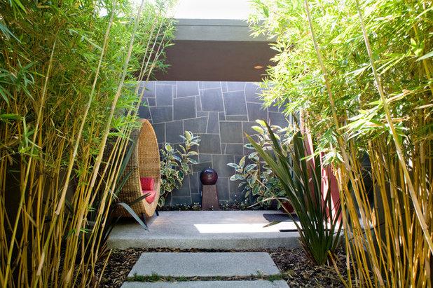 Modern Garten By JWT Associates
